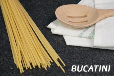พาสต้าบูคาตินี (Bucatitni)