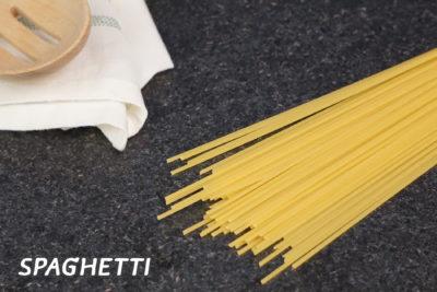 พาสต้าสปาเกตตี้ Spaghetti