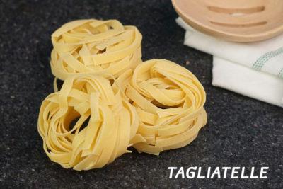 พาสต้าตักเลียเตเล่ (Tagliatele)